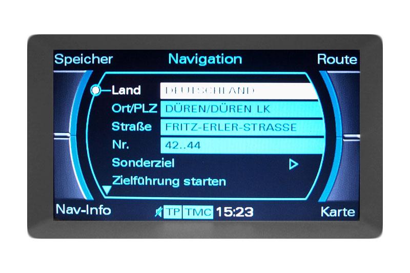 Audi A4 B8 Mmi Ausfall 2g 3g 3g