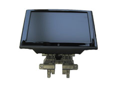 Audi A8 4H - Ausfall Multimedia-Interface - LCD Bildschirme Rear-Seat-Entertainment 4H0919607 Monitor Display Reparatur