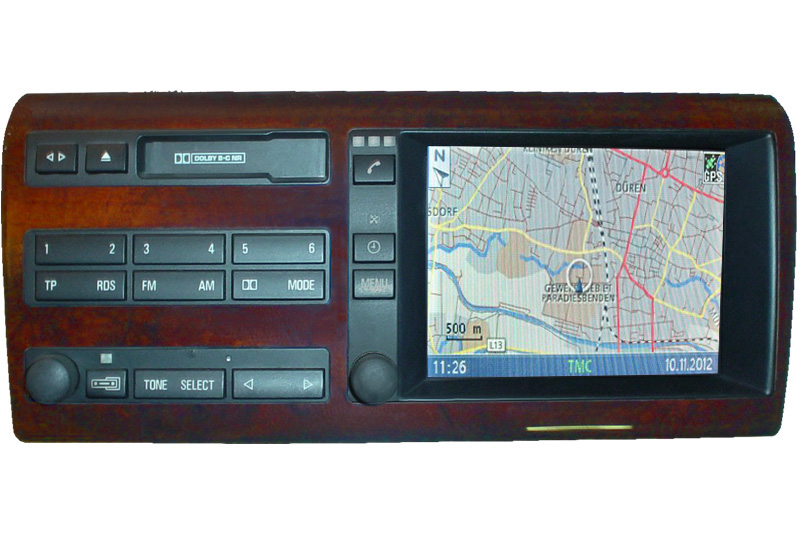 bmw e38 navigation ebay. Black Bedroom Furniture Sets. Home Design Ideas