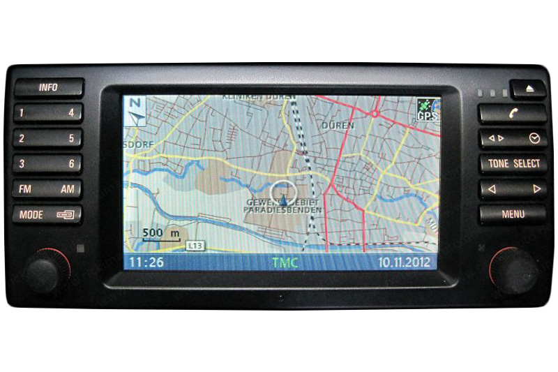 Bmw navigation keycd image for clonecd