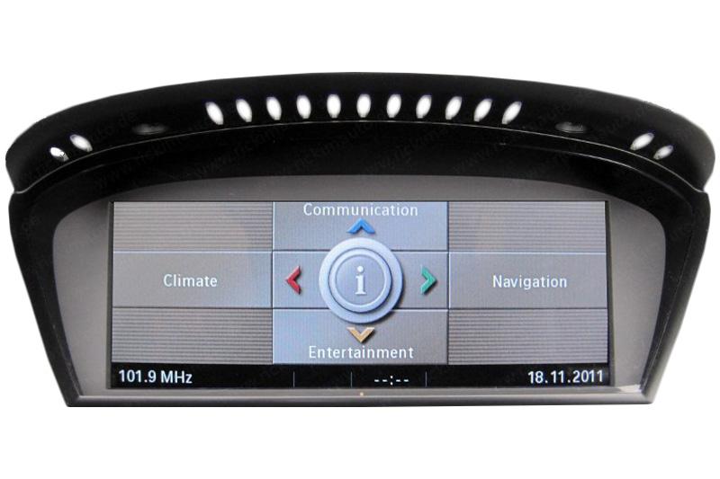 Bmw Software Update >> BMW 5 E60/E61 - Navi-Reparatur / iDrive Controller Reparatur
