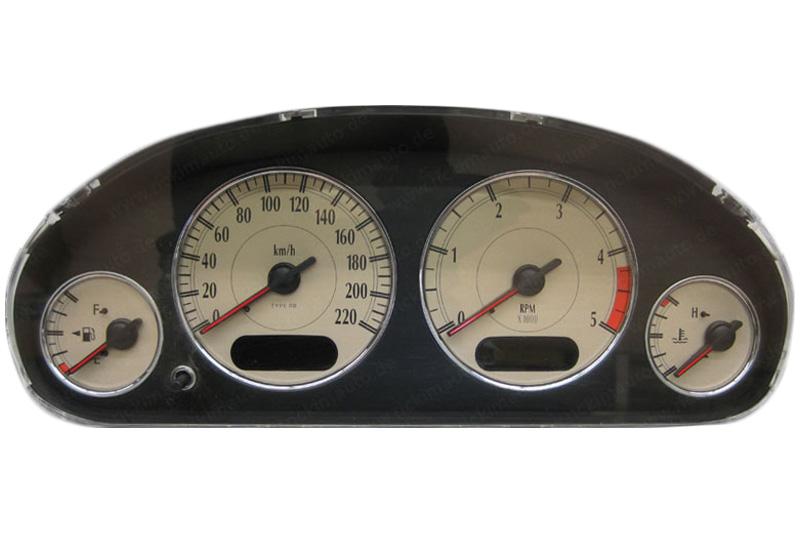Pt Cruiser Tacho Beleuchtung Ausbauen   Chrysler Tacho Defekt Reparatur Totalausfall Kombiinstrument
