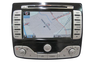 Ford Galaxy - Navigationsreparatur HSRNS
