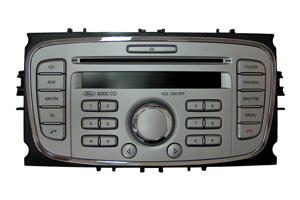 Ford Fusion - Radio 6000 CD Reparatur