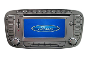 Ford Galaxy - SD Karten Navigation Travel Pilot FX Reparatur