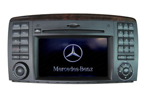 Mercedes ML W164 - Reparatur Comand Navigationssystem