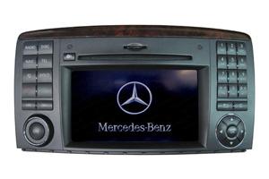 Navi Reparatur Mercedes SL R230