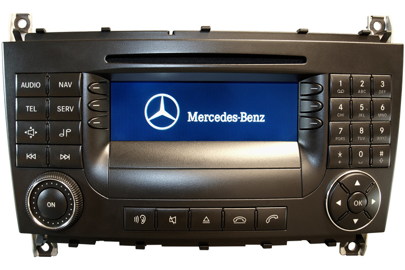 mercedes e w211 cd radio reparatur navi reparatur lesefehler displayfehler totalausfall. Black Bedroom Furniture Sets. Home Design Ideas
