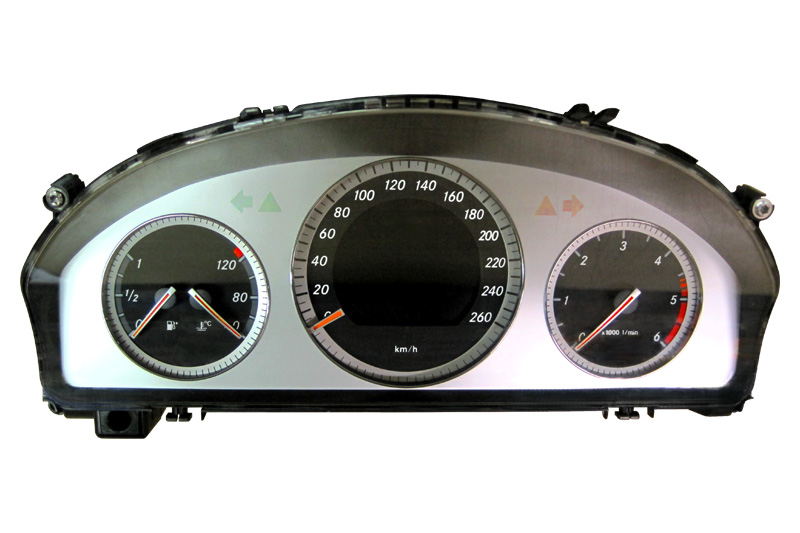 Mercedes CLK W208 Tacho Warnsummer Reparatur