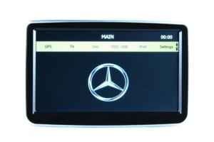 Navi Reparatur Mercedes W246
