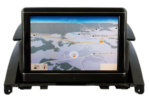 Mercedes Navi Monitor/Display Reparatur NTG 4