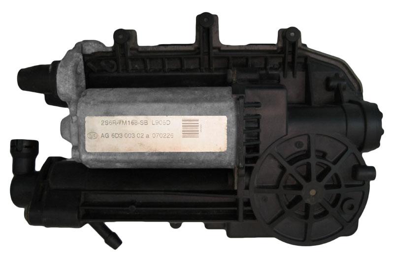 opel corsa c • easytronic-getriebe steuergerät / getriebeaktor reparatur