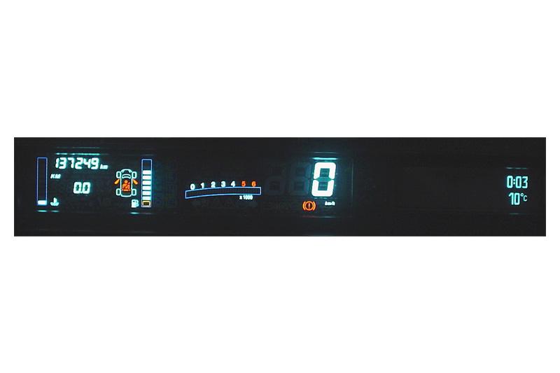Tacho Kombiinstrument Renault Espace IV 8200322053