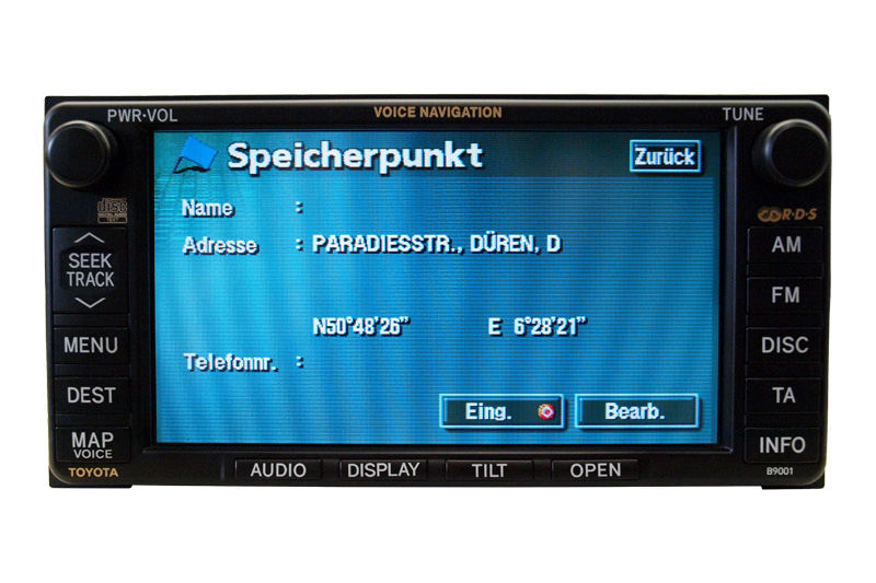 Complaints About The Toyota Highlander Navigation System Autos Post