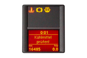 VW Jetta V - Kombiinstrument FIS Display Reparatur