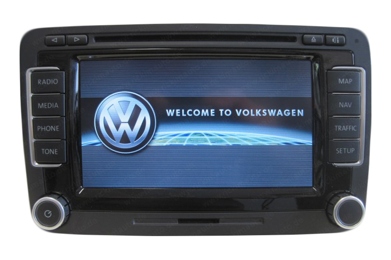 vw touran 1 navigation defekt navi reparatur. Black Bedroom Furniture Sets. Home Design Ideas